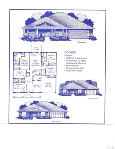 Photo of 5646 SPENCER FIELD RD W, PACE, FL 32571 (MLS # 560744)