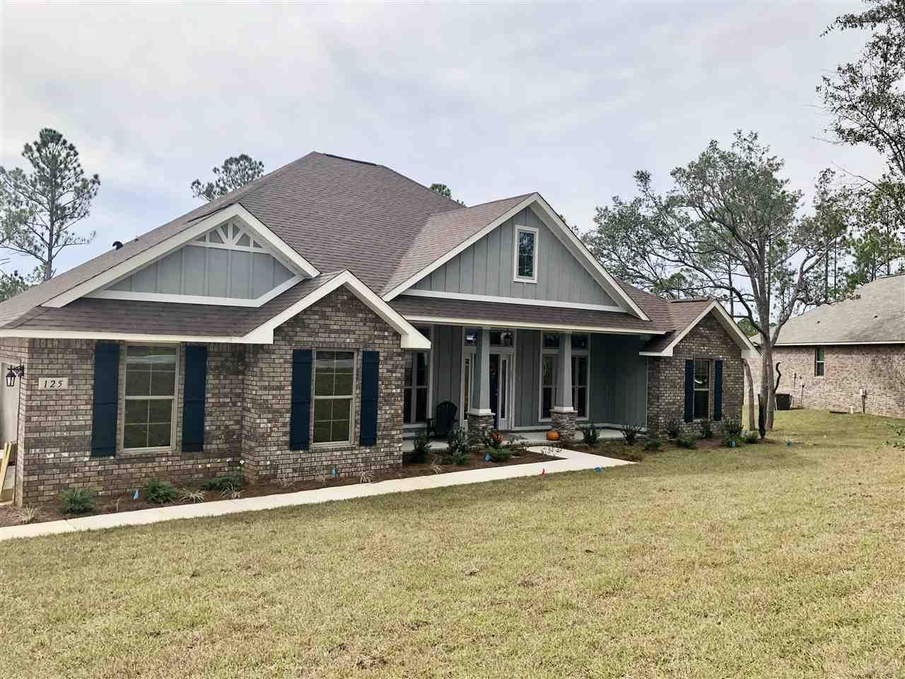 Photo for 125 LEONINE HOLLOW, CRESTVIEW, FL 32536 (MLS # 546995)