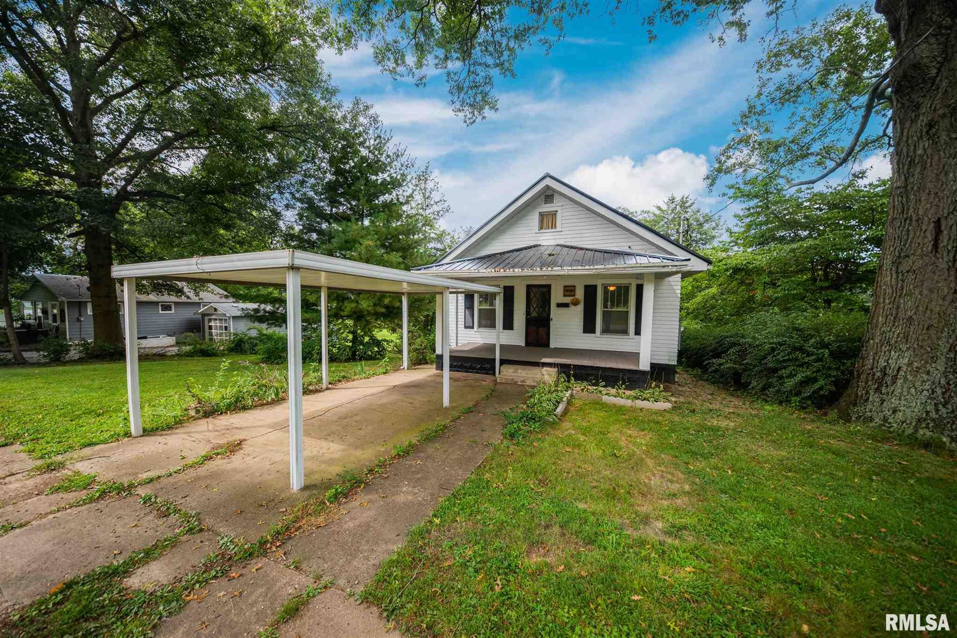 208 N VIRGINIA Street, McLeansboro, IL 62859 - MLS#: EB436000
