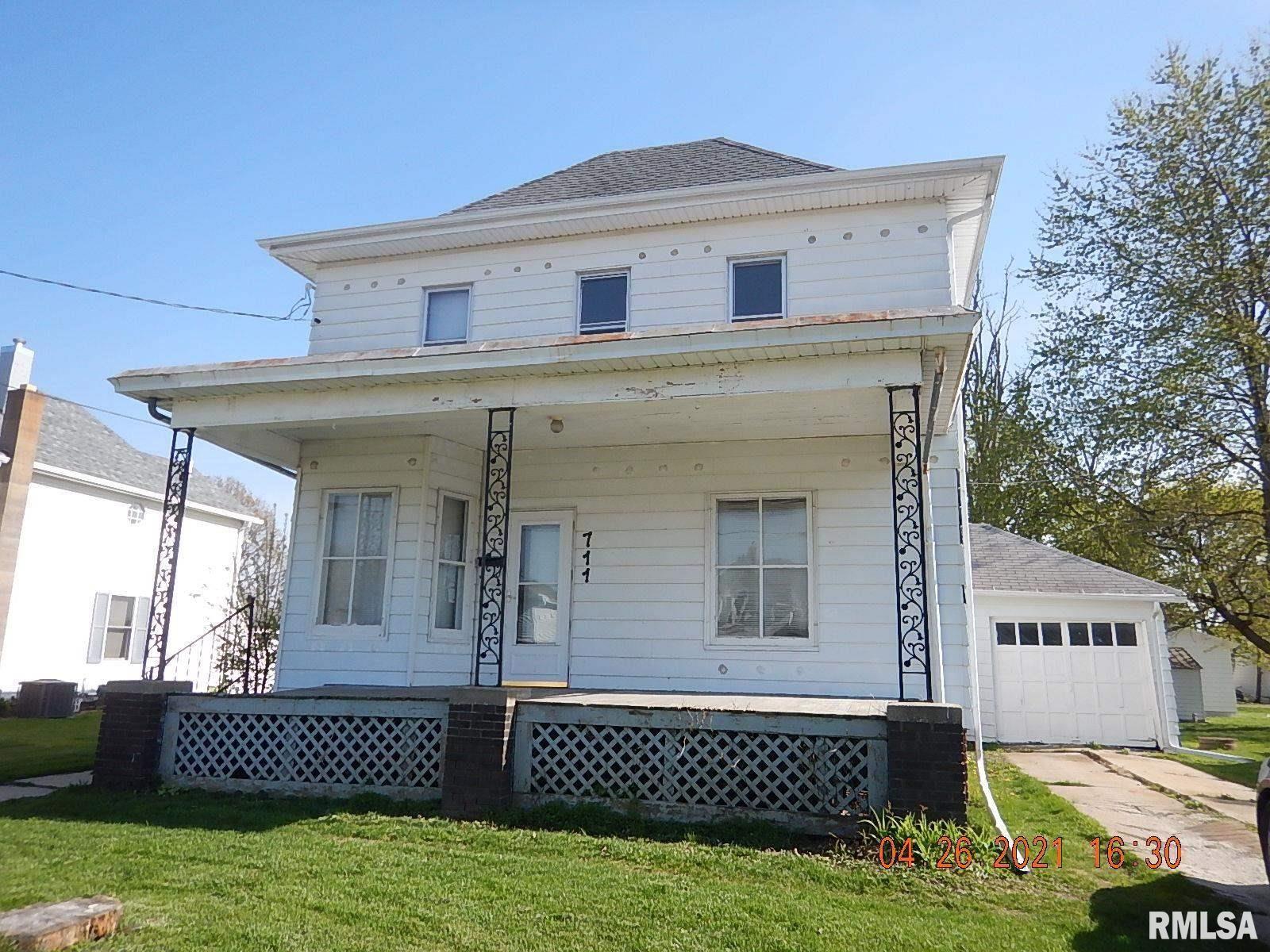 711 ROCKWELL, Kewanee, IL 61443 - MLS#: QC4221007