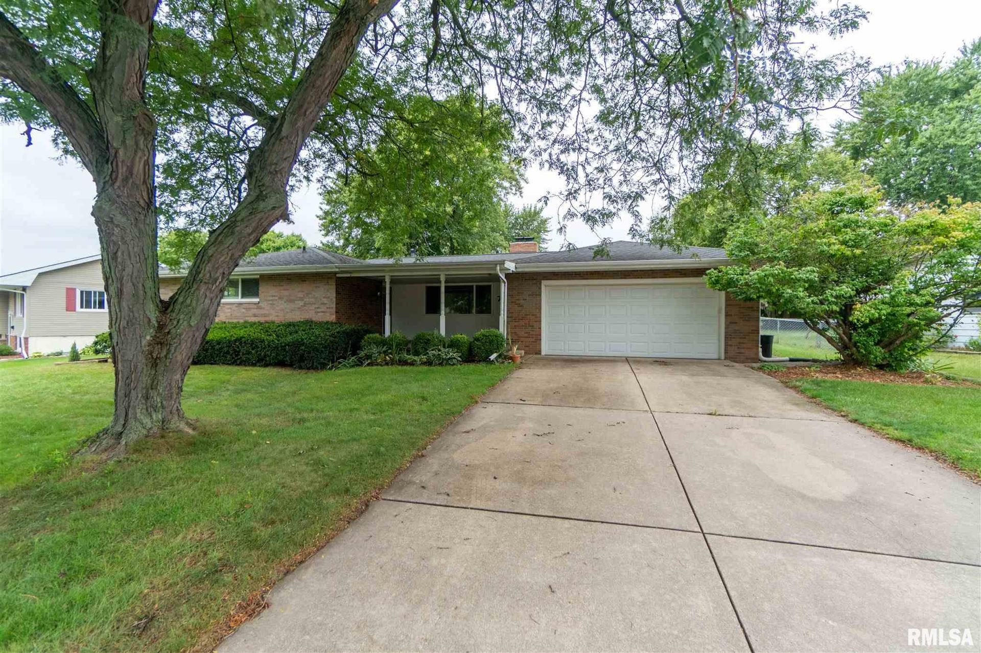 7217 N WHIPPOORWILL Lane, Peoria, IL 61614 - #: PA1218041