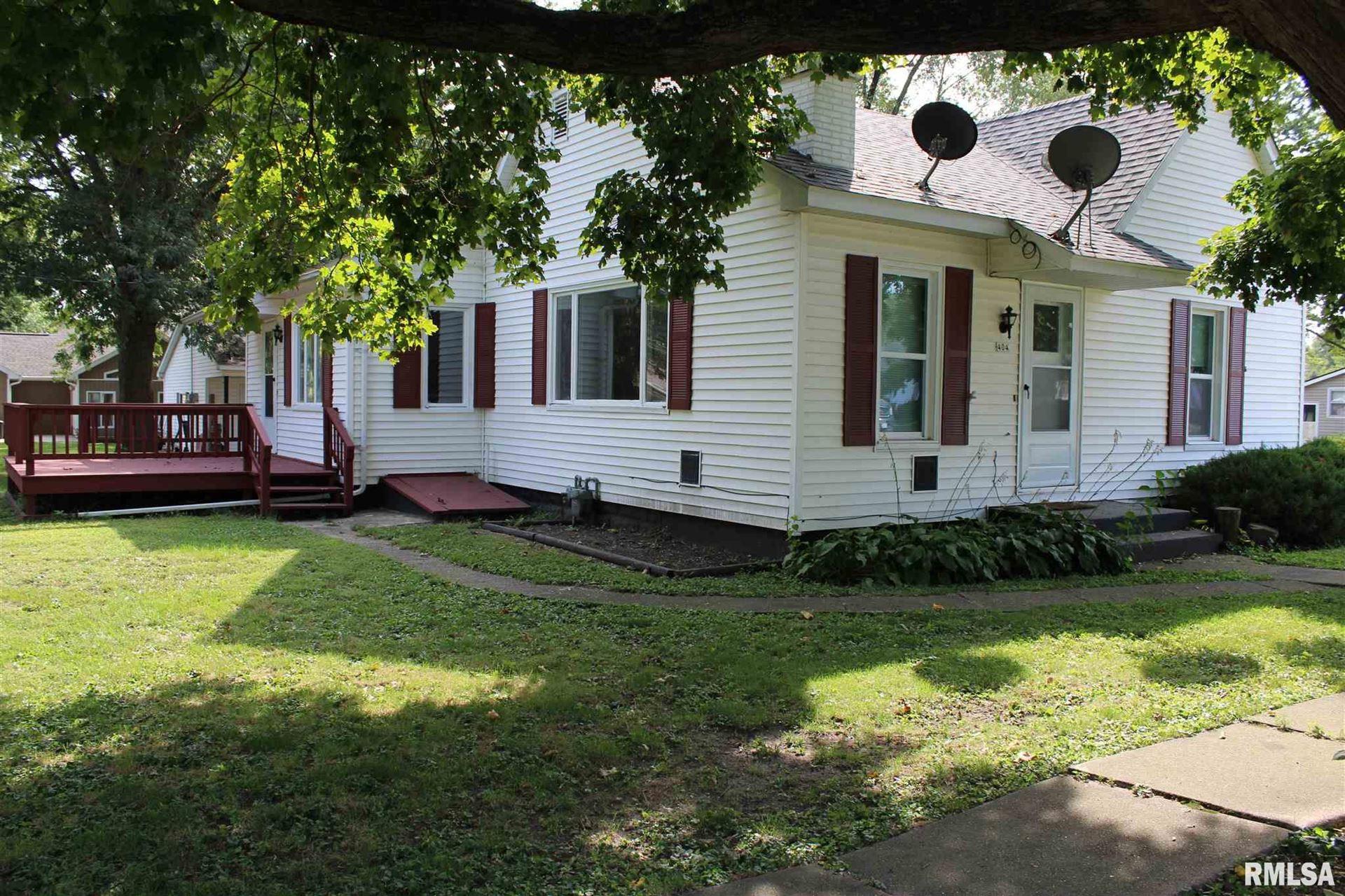 404 E FRANKLIN Street, Ashland, IL 62612 - MLS#: CA996070