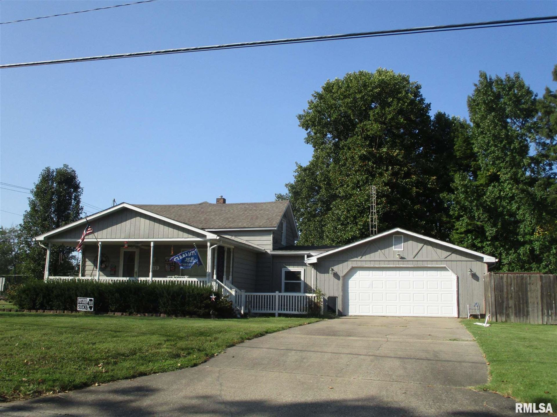 919 W WEBSTER, Benton, IL 62812-000 - MLS#: EB438090