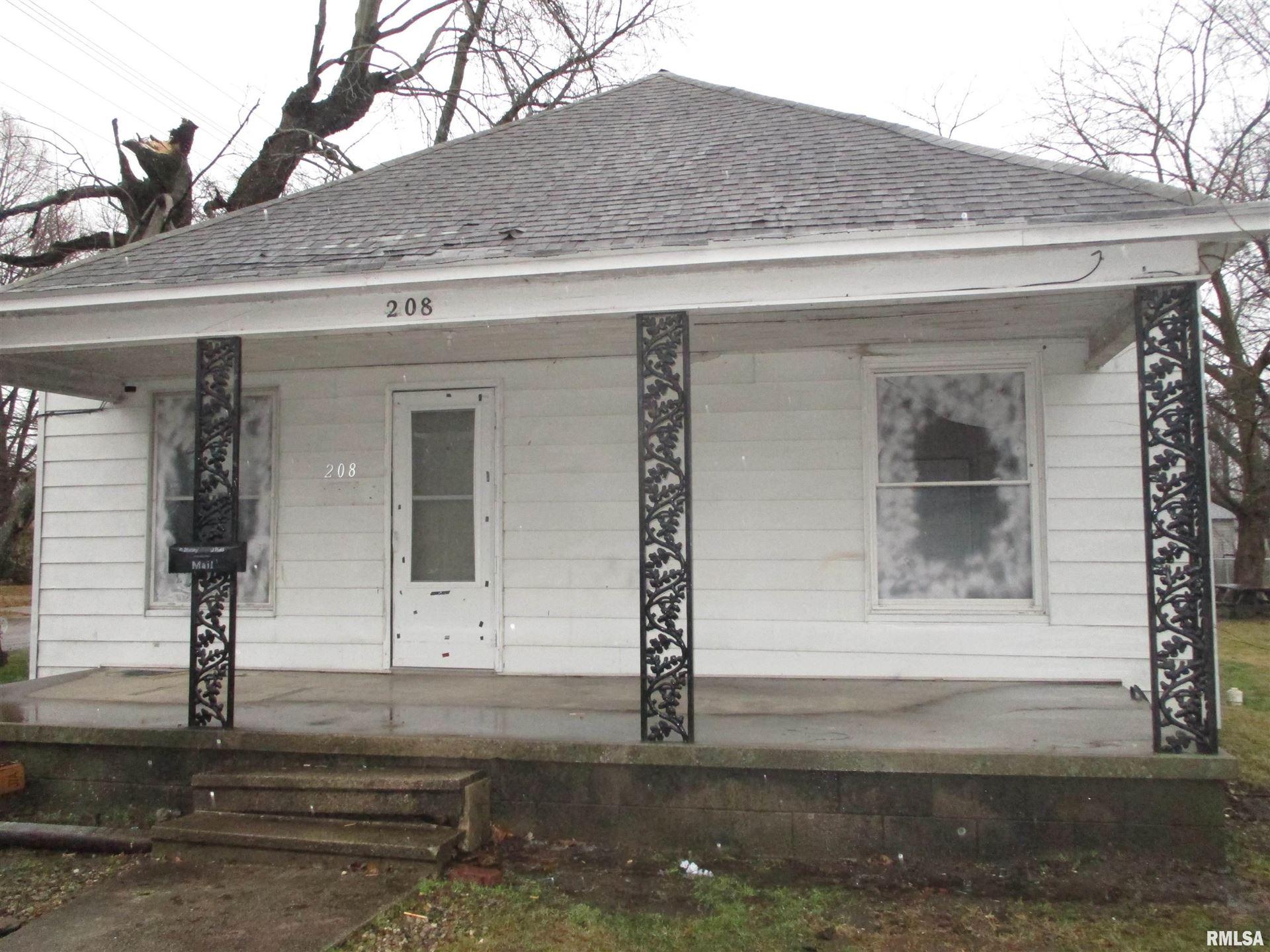 208 E REED, Benton, IL 62812 - MLS#: EB439111