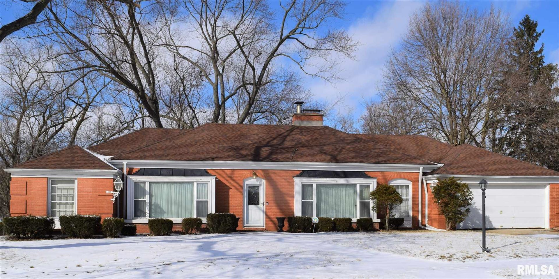 1317 W HOLLY HEDGES Drive, Peoria, IL 61614 - #: PA1222111