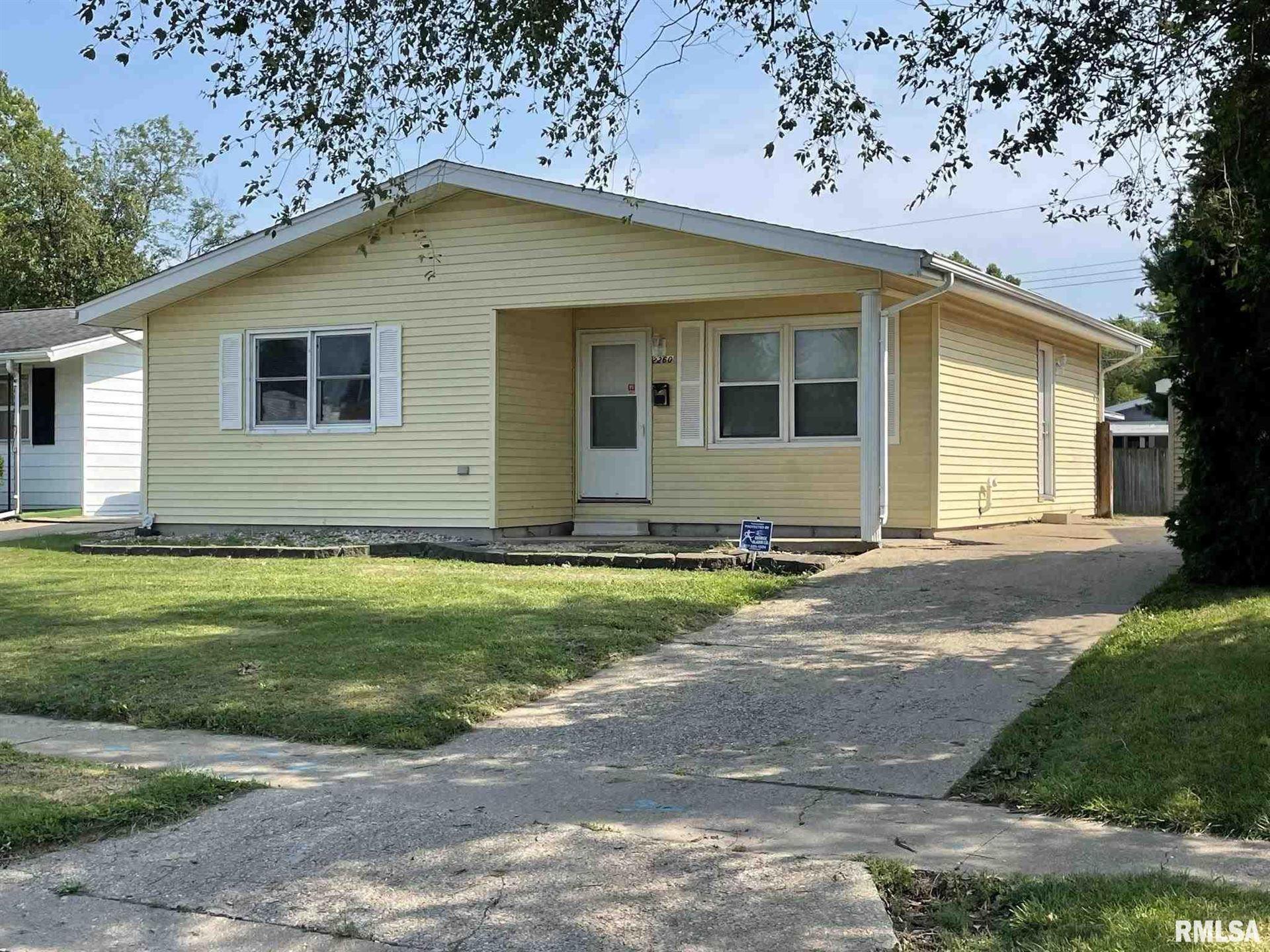 2260 E BLACK, Springfield, IL 62702 - MLS#: CA1009148
