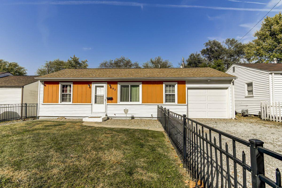 43 LILAC Lane, Springfield, IL 62702 - MLS#: CA1003185