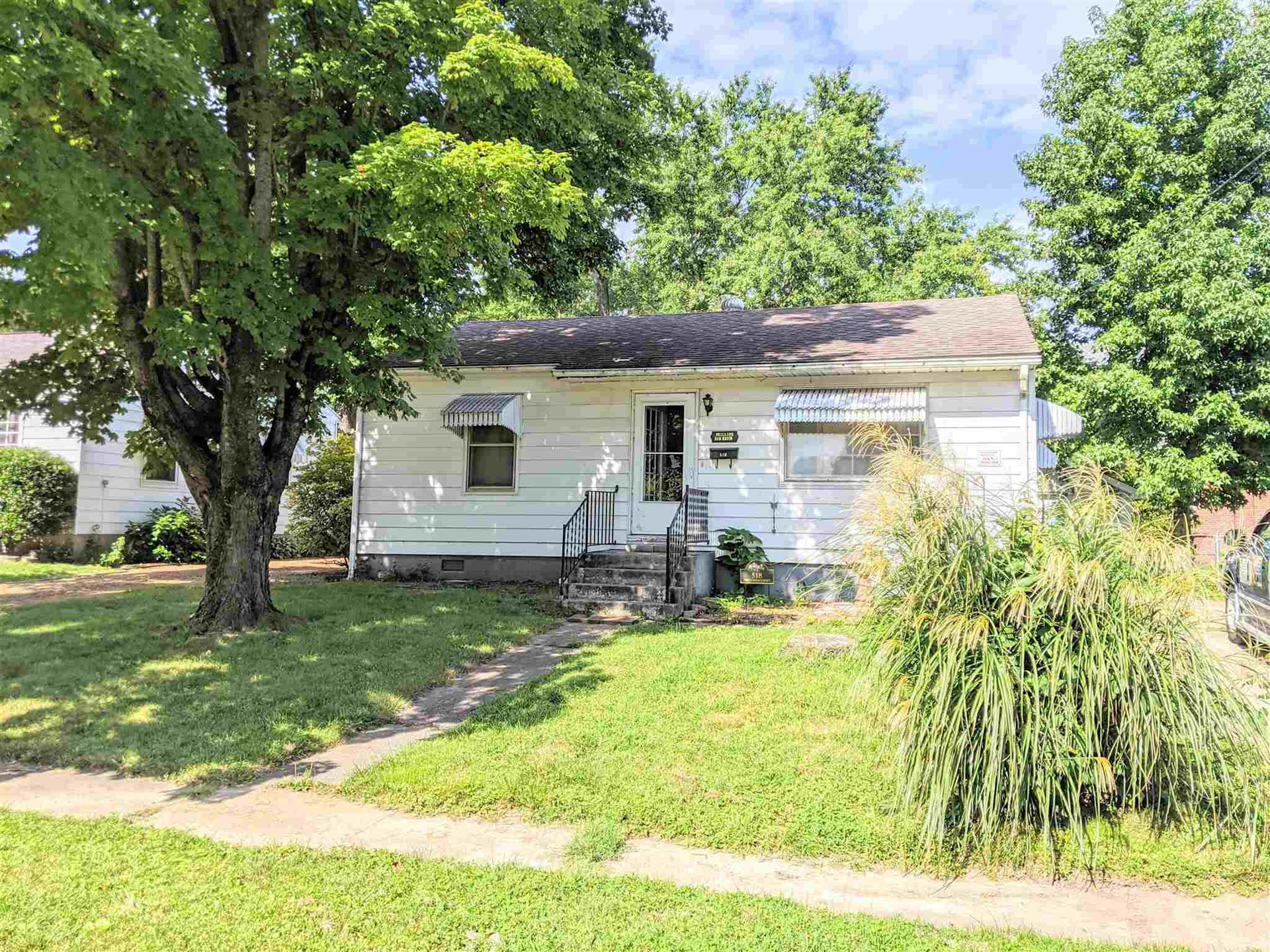 518 N DAVIS, Carbondale, IL 62901 - MLS#: EB441206