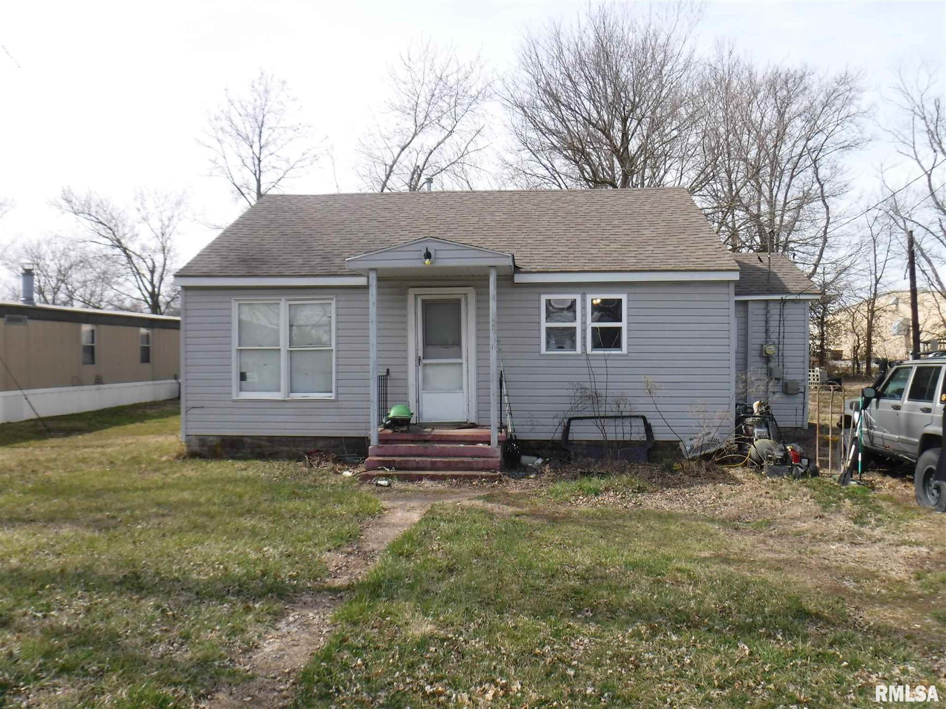 1237 S FRANKLIN Street, Salem, IL 62881 - MLS#: EB433210