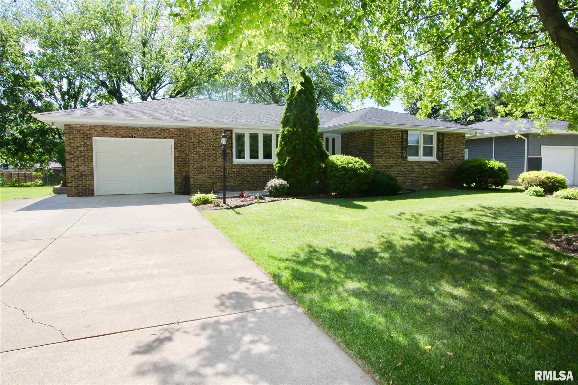 117 GLENRIDGE, East Peoria, IL 61611 - #: PA1226222