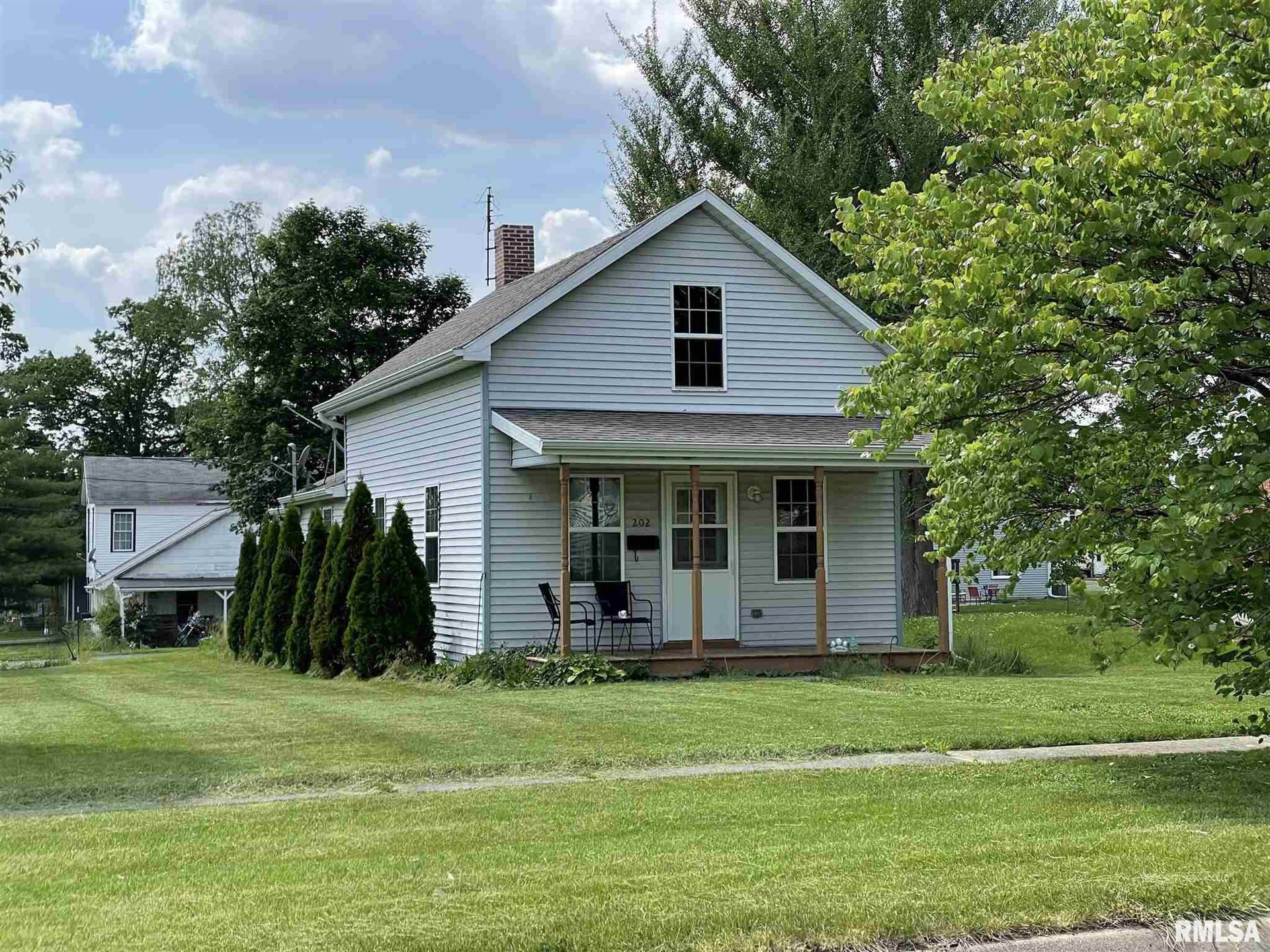 202 N MYERS Street, Eureka, IL 61530 - #: PA1225225
