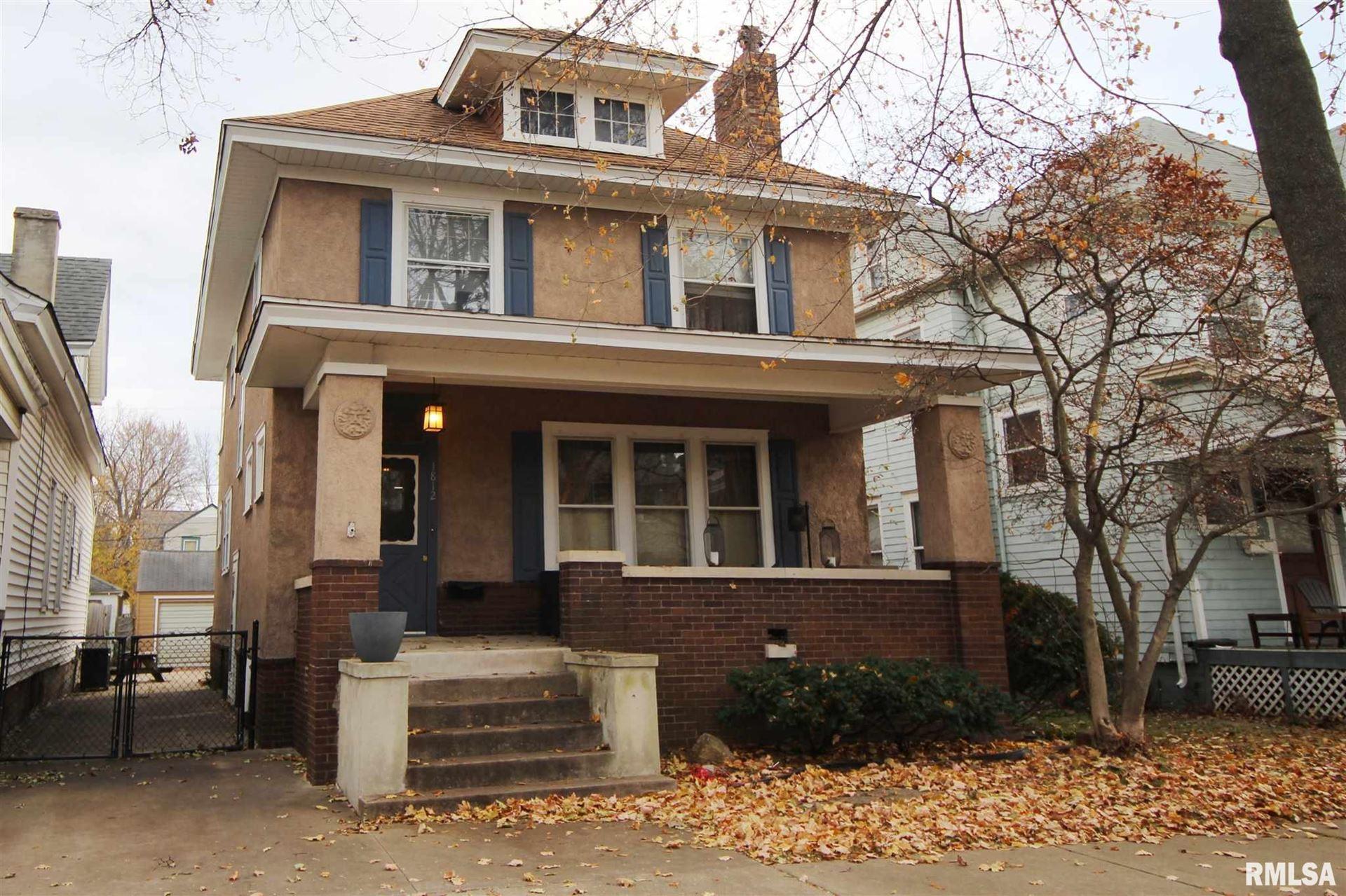 1812 W BARKER Avenue, Peoria, IL 61606 - #: PA1220235