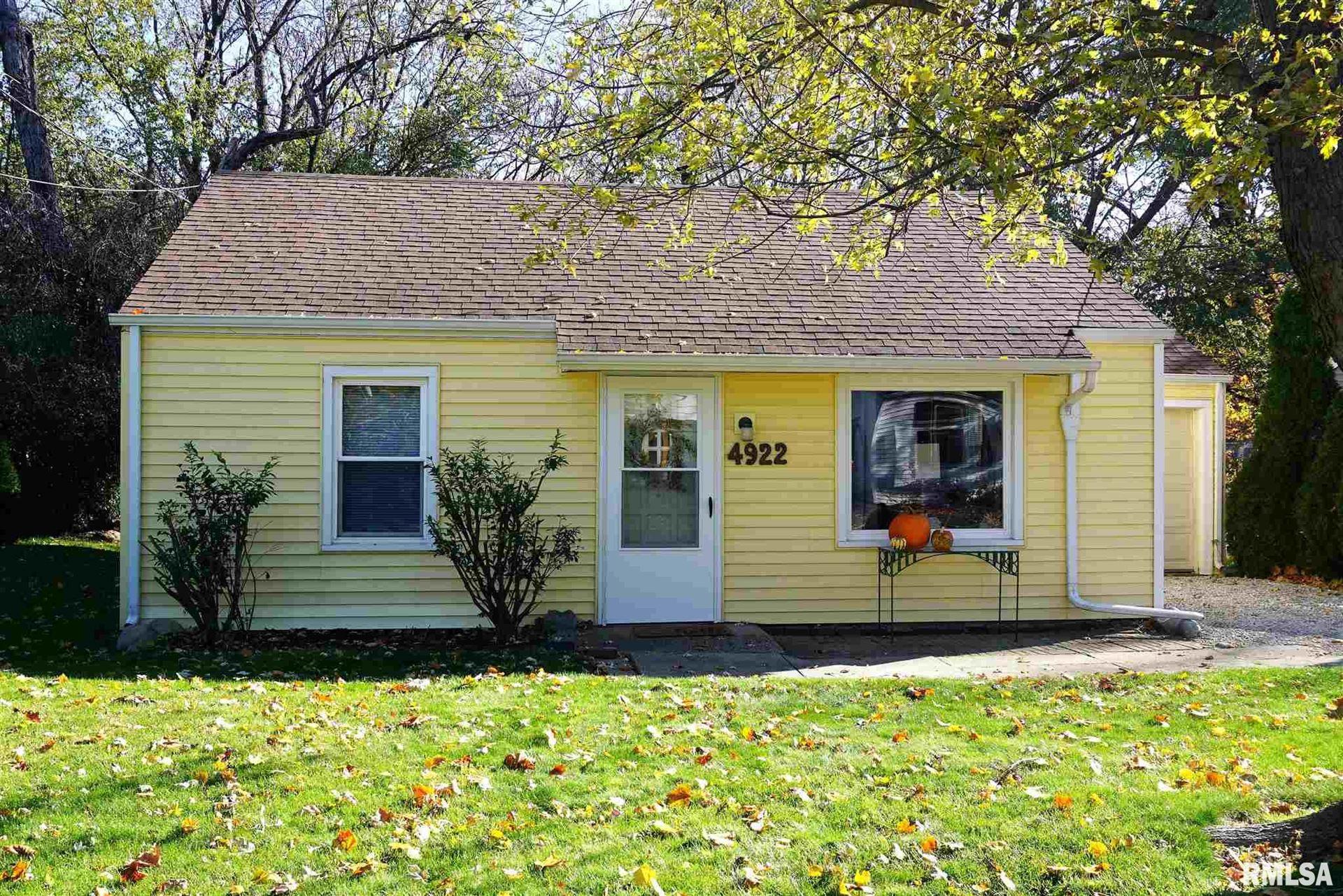 4922 N BEST Street, Peoria Heights, IL 61616 - #: PA1220241