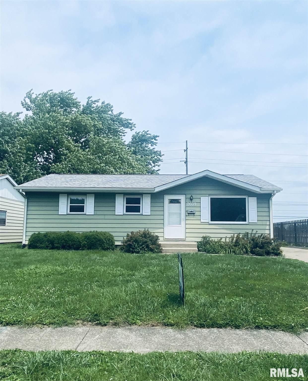 2609 Sherborn, Springfield, IL 62702 - MLS#: CA1008246