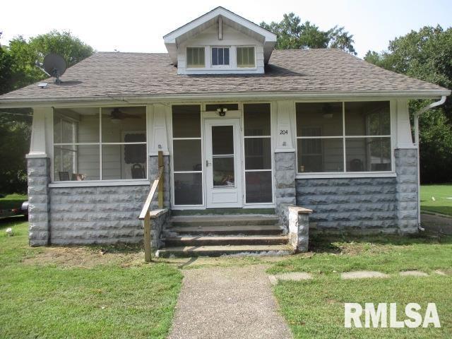 204 N WALNUT Street, McLeansboro, IL 62859 - MLS#: EB436252