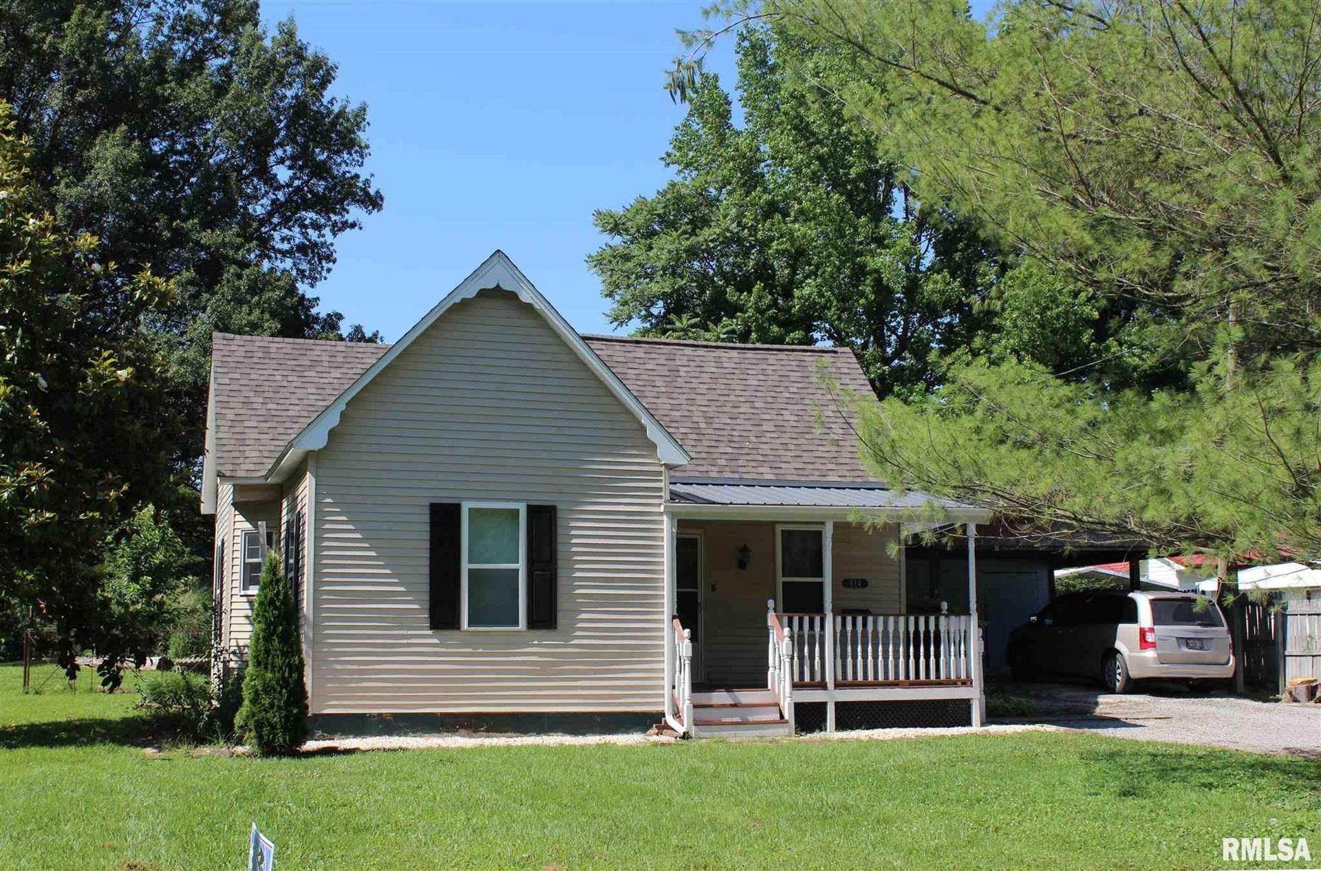 814 W Malden, Marion, IL 62959 - MLS#: EB440275