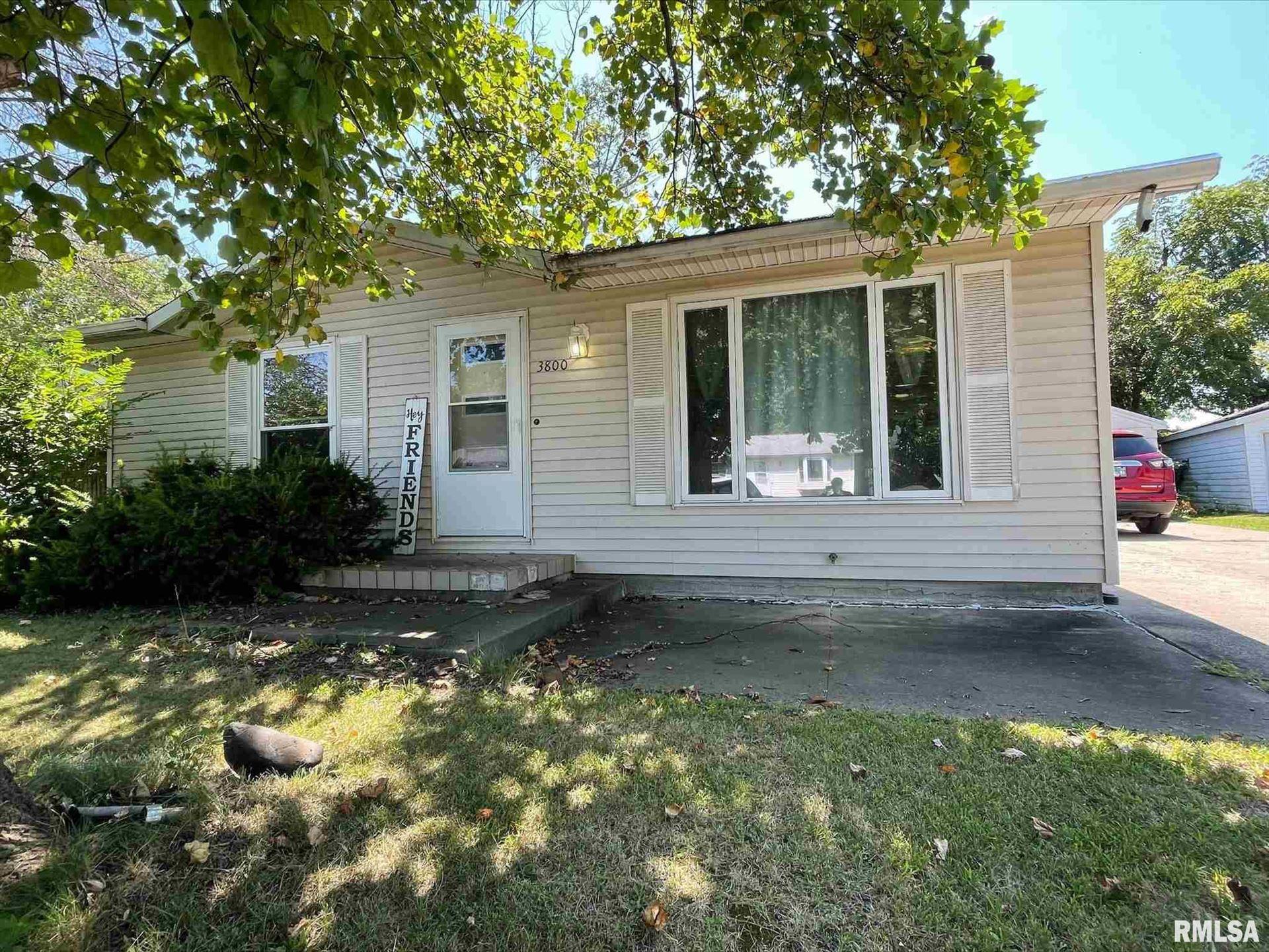 3800 W VERNER, Peoria, IL 61615 - #: PA1228336