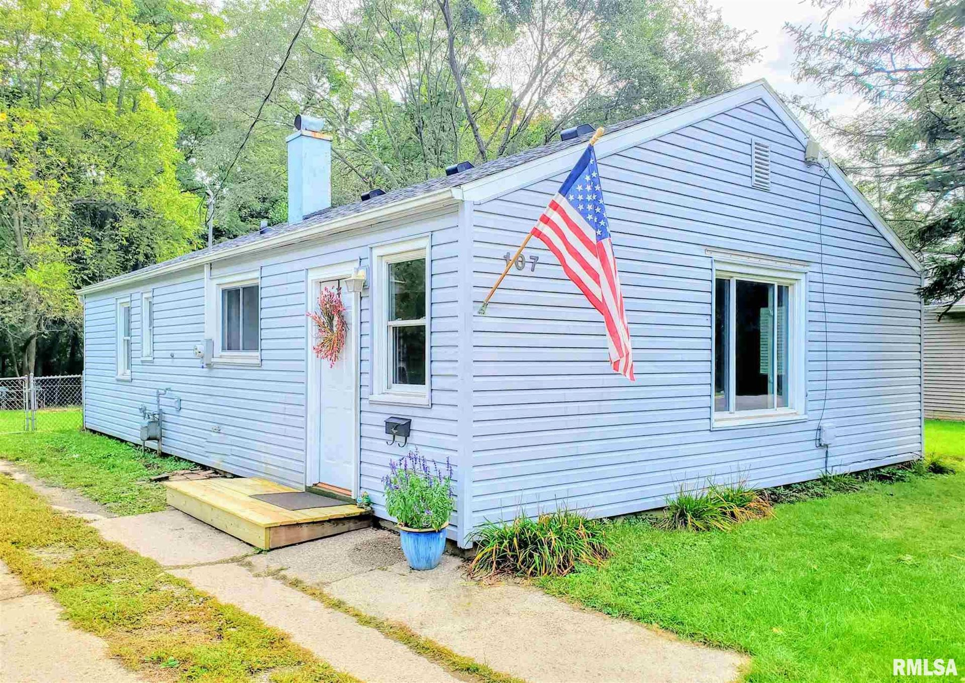 107 LOGAN Road, Marquette Heights, IL 61554 - #: PA1219378