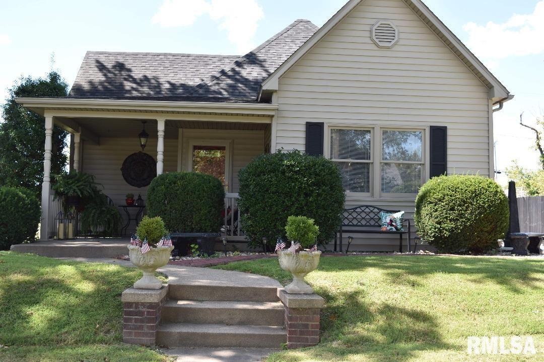 1206 N GLENDALE, Marion, IL 62959 - MLS#: EB441412