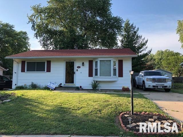 3811 W VERNER Drive, Peoria, IL 61615 - #: PA1216425