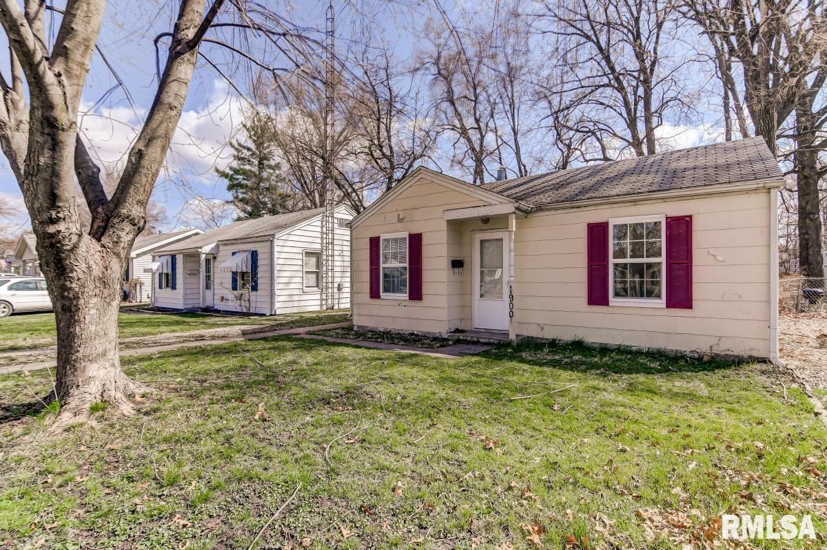 1900 N 20TH, Springfield, IL 62702 - MLS#: CA1007462