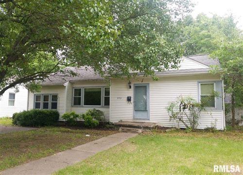 Photo of 903 S JOHNSON Street, Carbondale, IL 62901 (MLS # EB434506)