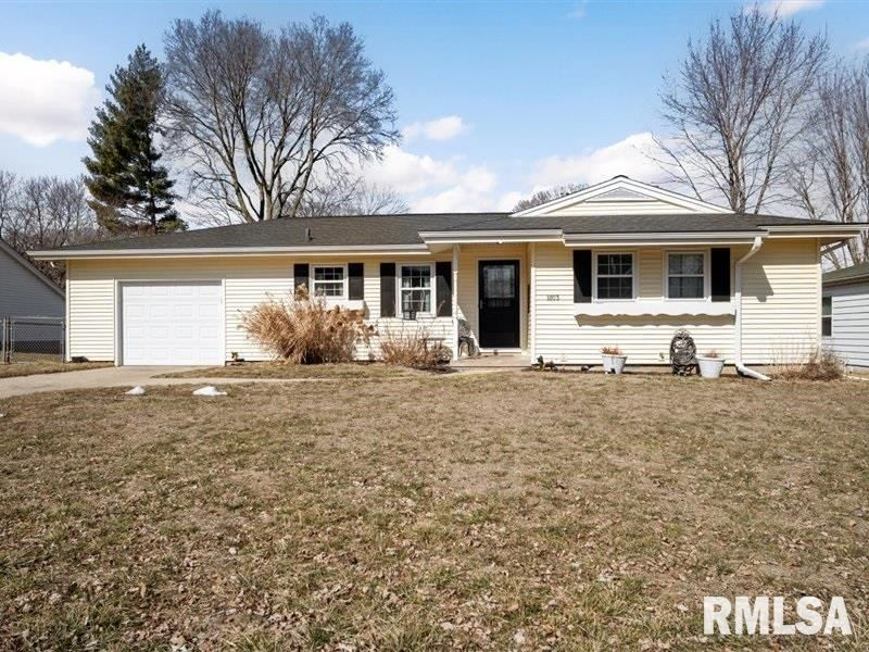 1803 E ST JUDE Court, Peoria Heights, IL 61616 - #: PA1222515