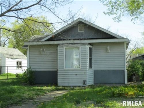 Photo of 1410 N FINNEY Street, Chillicothe, IL 61523 (MLS # PA1224533)