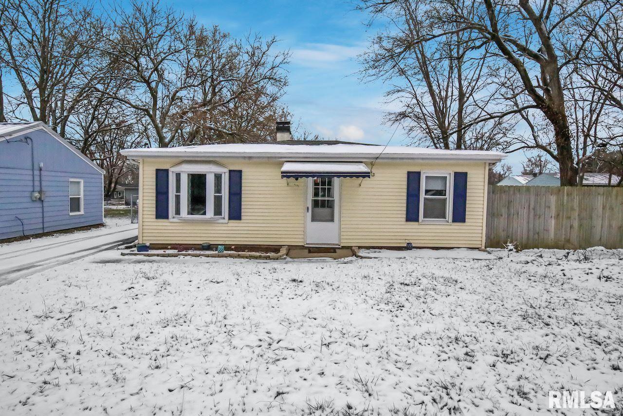 1410 E HENDRYX Lane, Peoria, IL 61615 - #: PA1221552