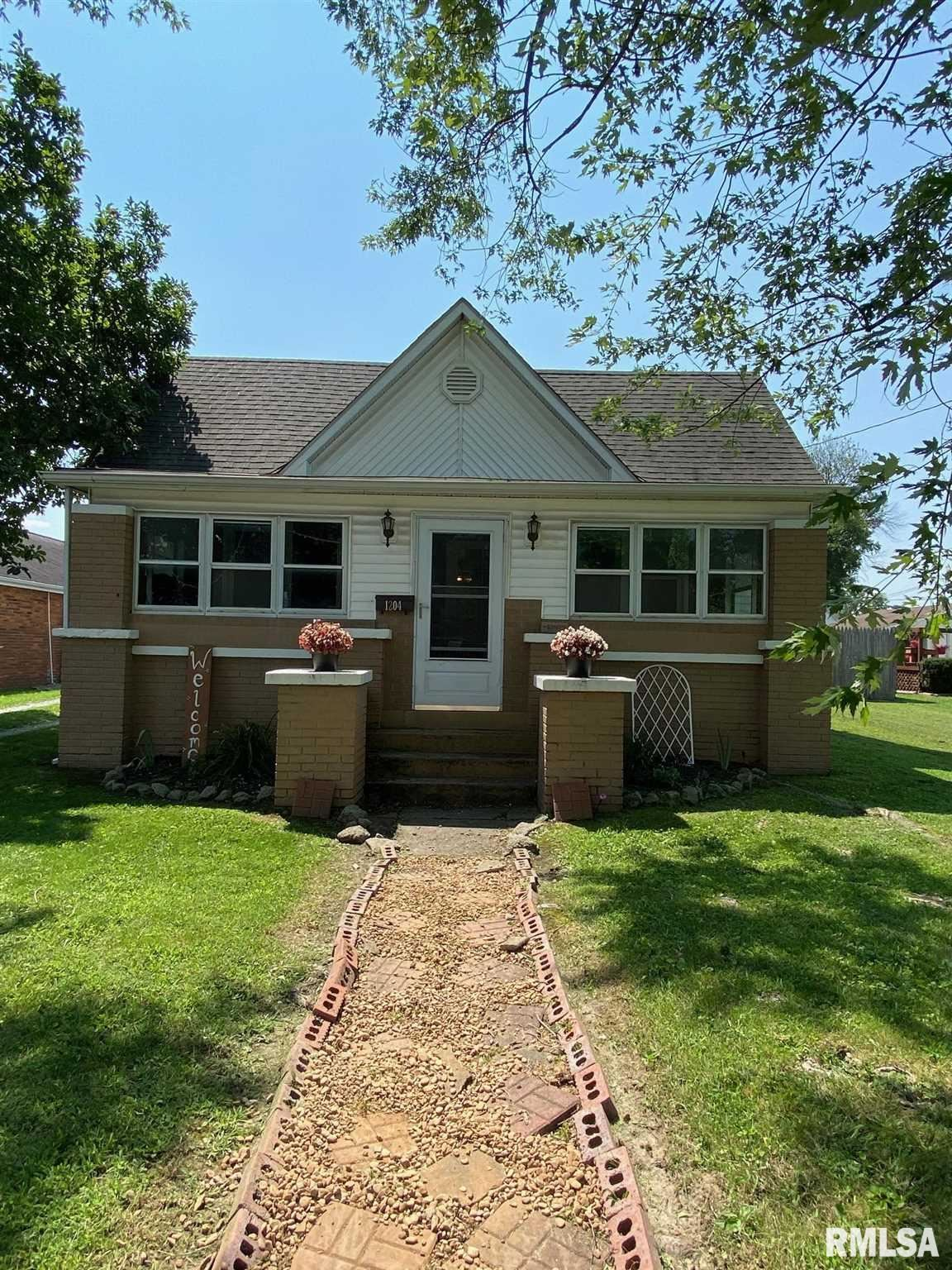 1204 N STATE, Marion, IL 62959 - MLS#: QC4224608