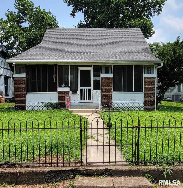 216 S 15TH, Murphysboro, IL 62966 - MLS#: EB440619