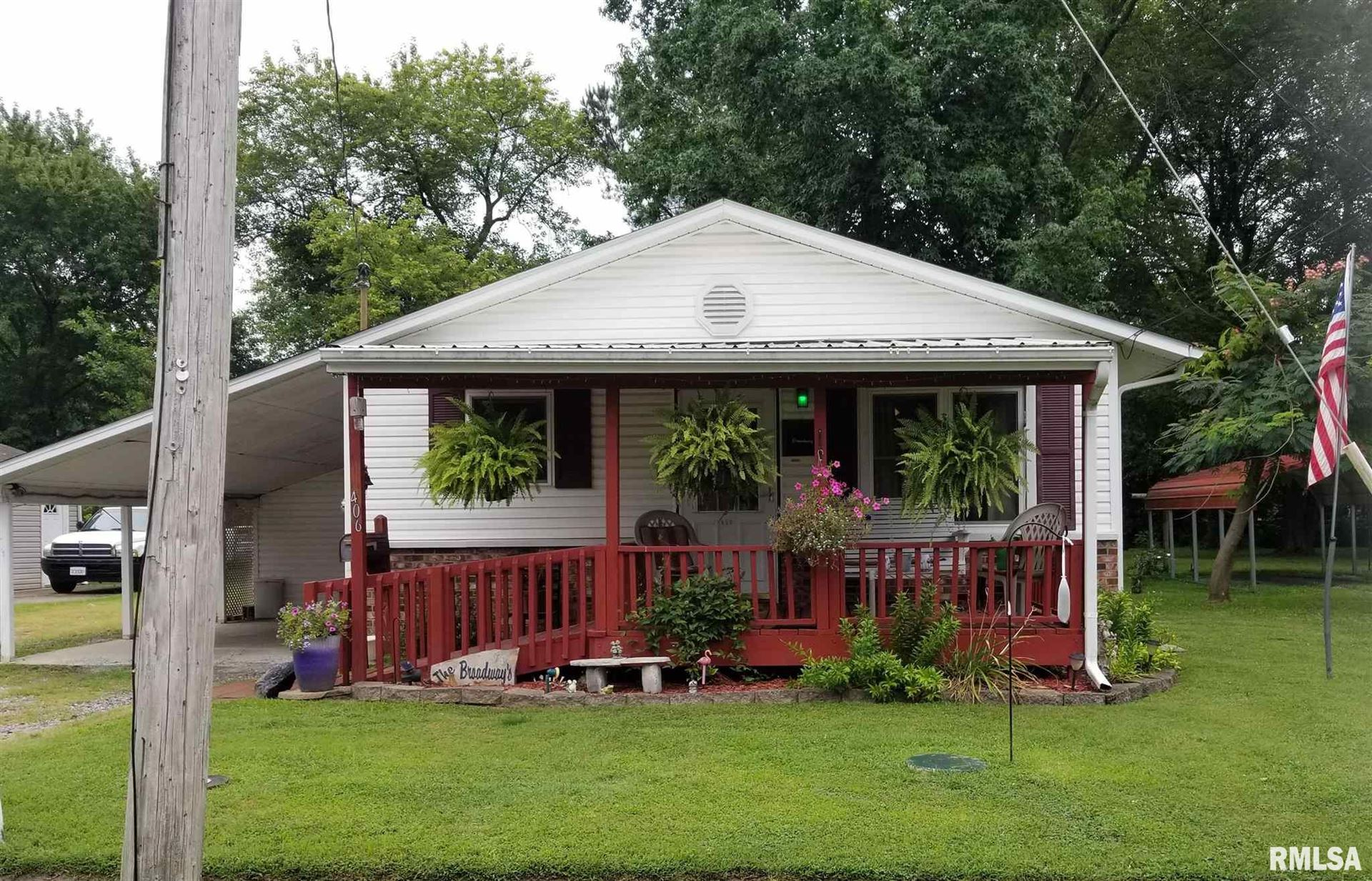 406 GRAND, Benton, IL 62812 - MLS#: EB440686