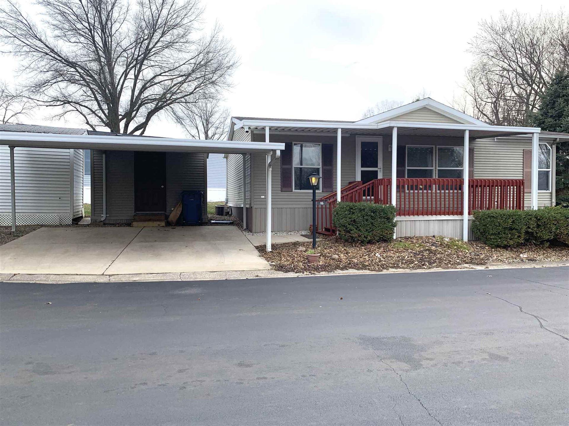 1515 N LINCOLN Avenue #46, Springfield, IL 62702 - MLS#: CA1005742