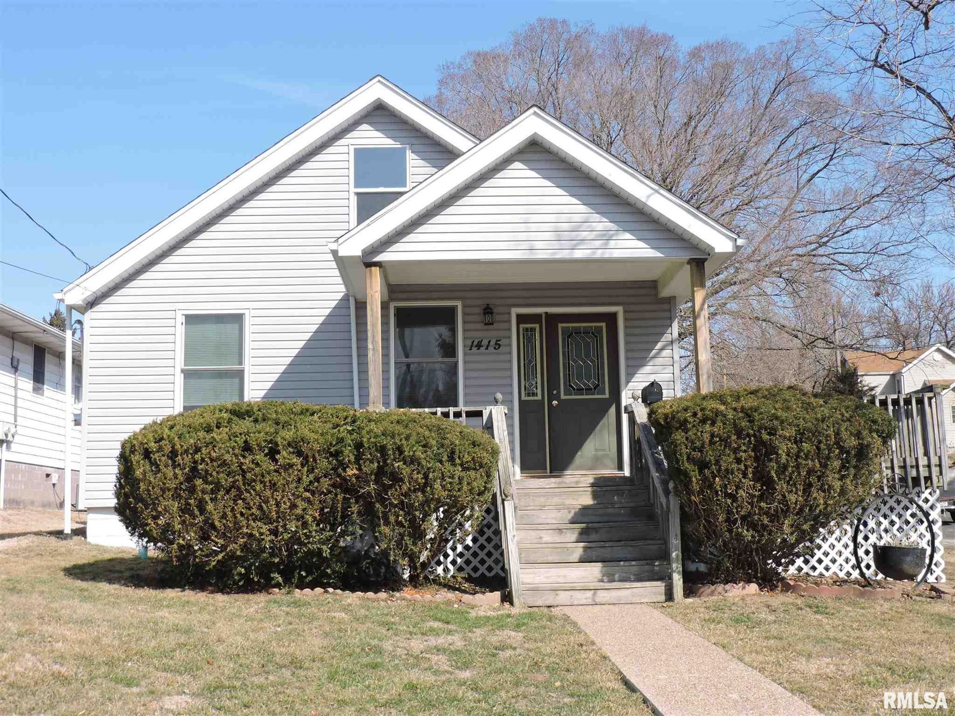 1415 E TRIPP Avenue, Peoria, IL 61603 - #: PA1222756