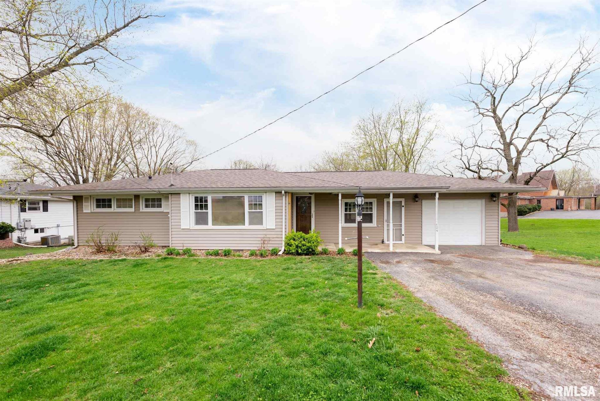 804 SPRINGFIELD Road, East Peoria, IL 61611 - #: PA1223770