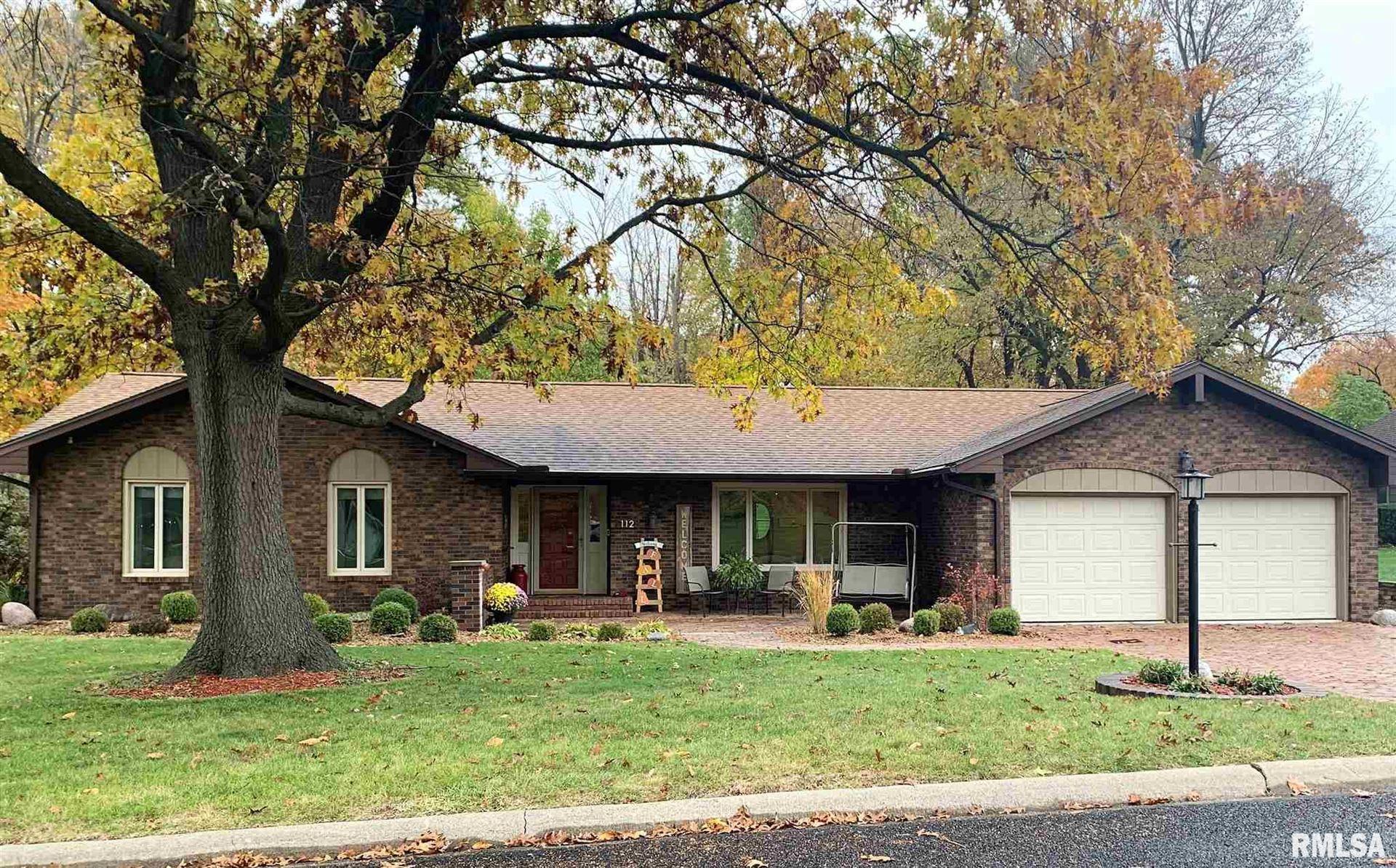 112 ROYAL VISTA Drive, East Peoria, IL 61611 - #: PA1220813