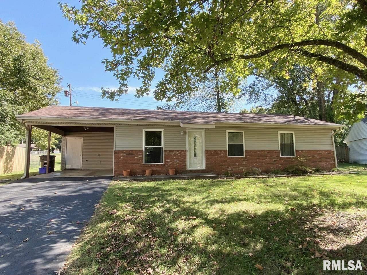 1025 W WILLOW, Carbondale, IL 62901 - MLS#: QC4226815
