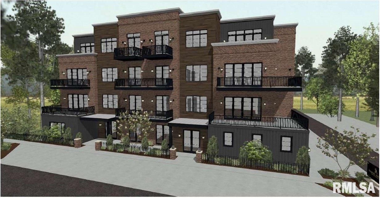 1310 E SAMUEL Avenue #3E UNIT 3E, Peoria Heights, IL 61616 - #: PA1216860