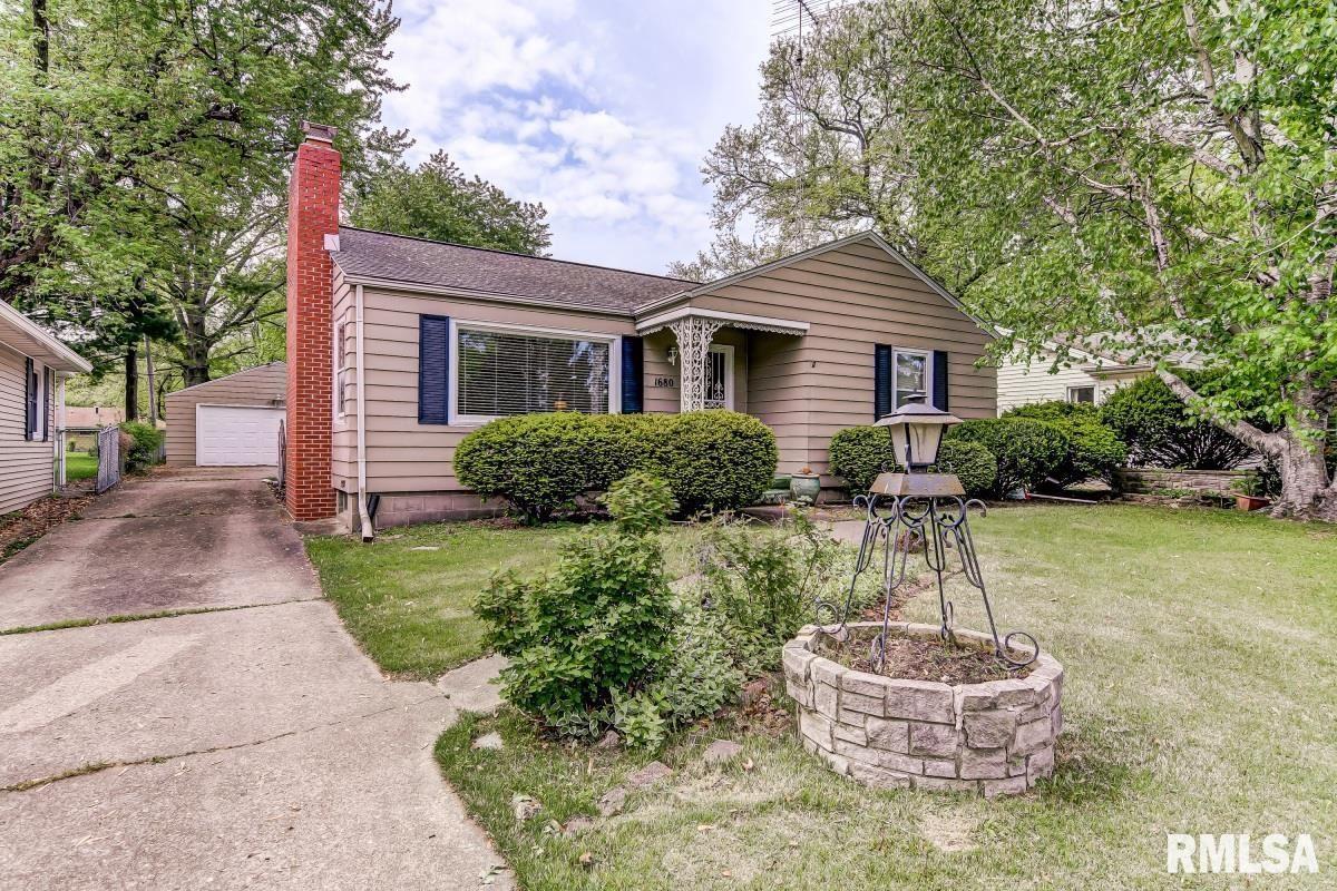 1680 W GLENN Avenue, Springfield, IL 62704 - MLS#: CA1006910
