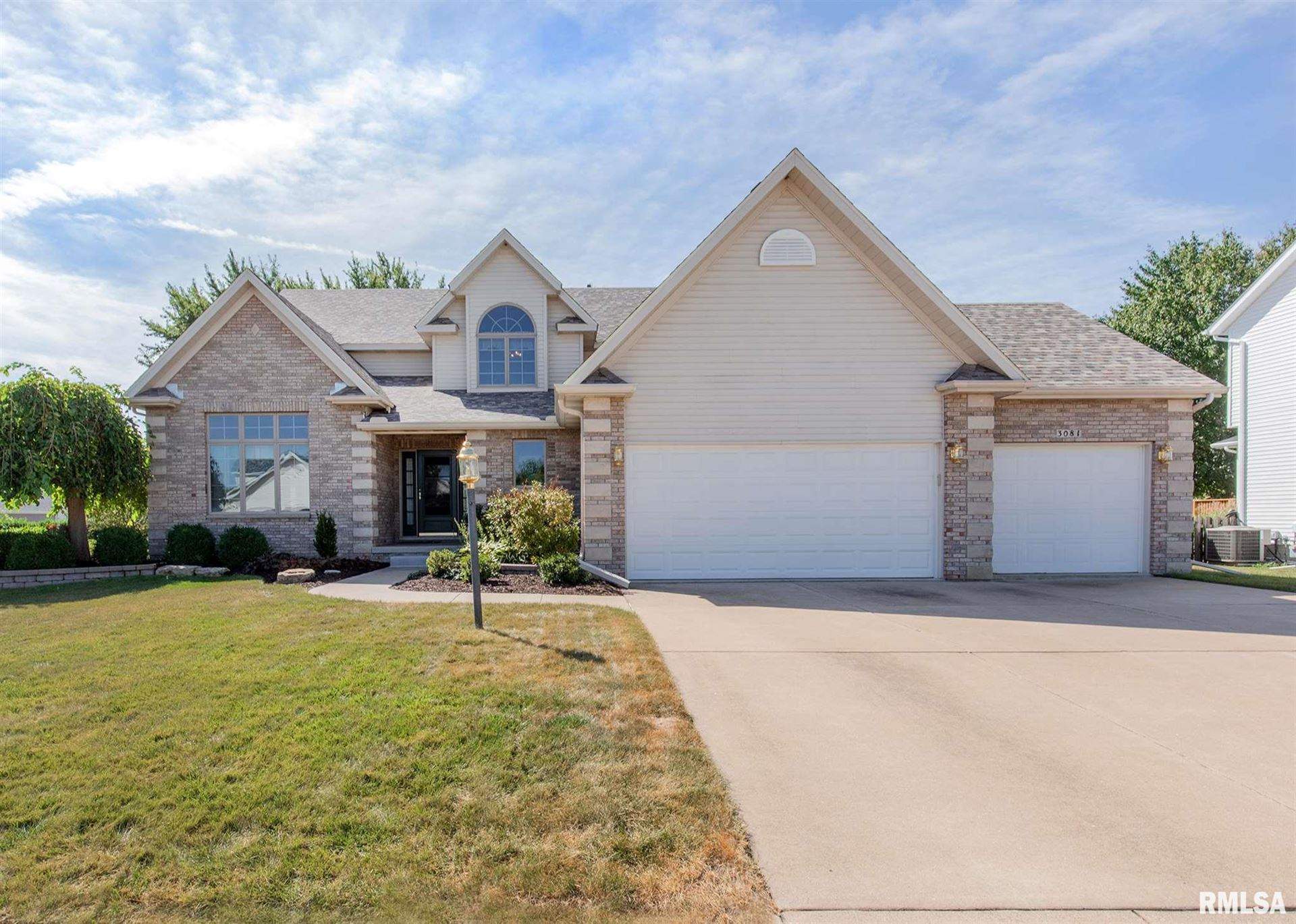 3081 48TH Avenue, Bettendorf, IA 52722 - MLS#: QC4214964