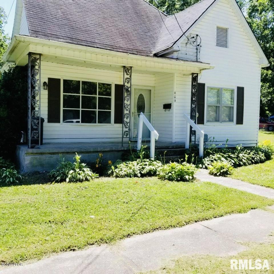 609 W RAYMOND Street, Harrisburg, IL 62946 - MLS#: EB427986