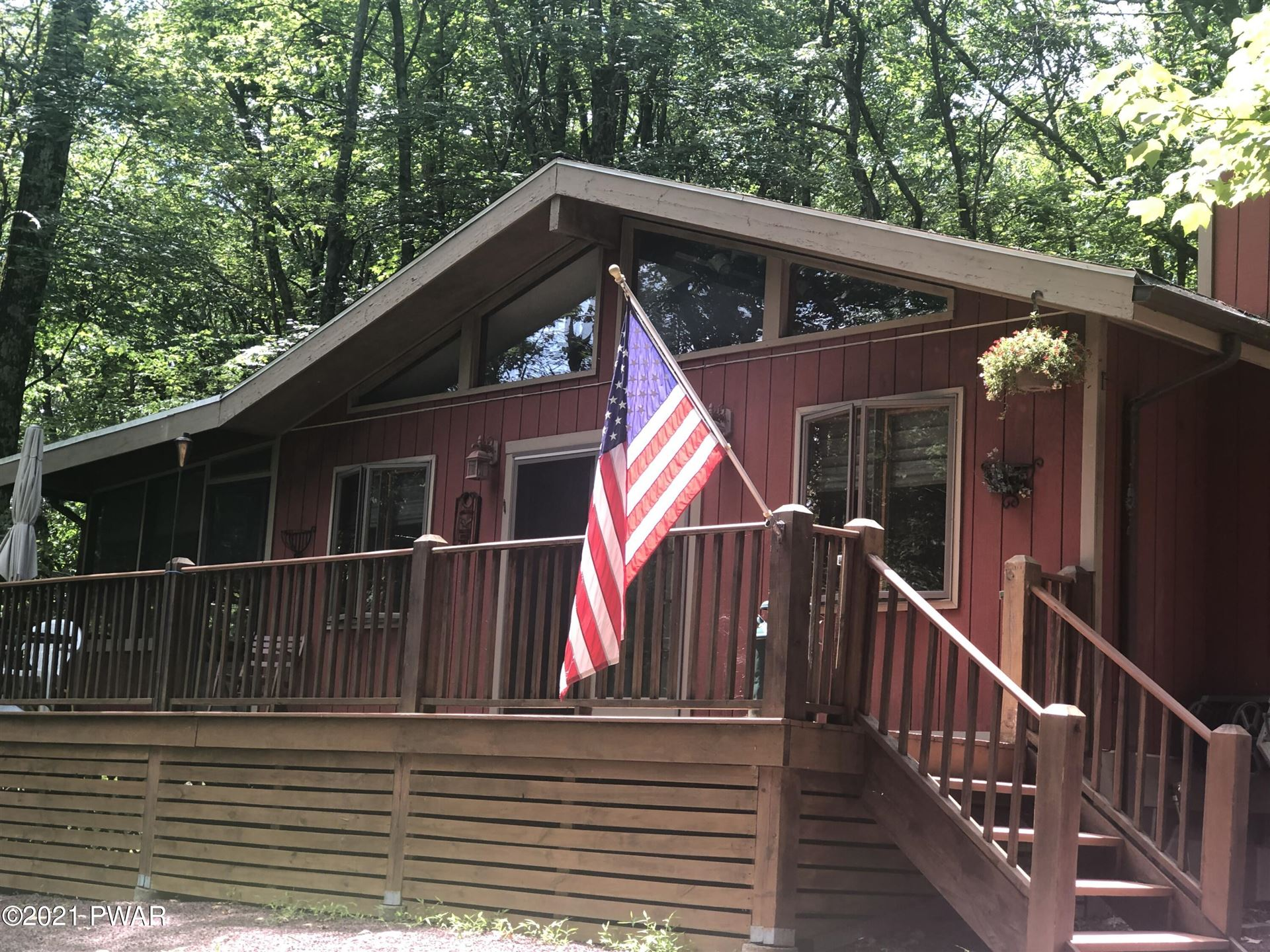 Photo of 520 Forest Dr, Lords Valley, PA 18428 (MLS # 21-2019)