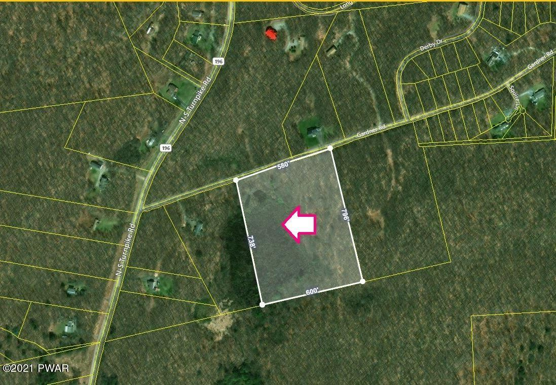 Photo of Lot 2 Huckleberry Hill, Newfoundland, PA 18445 (MLS # 21-1062)
