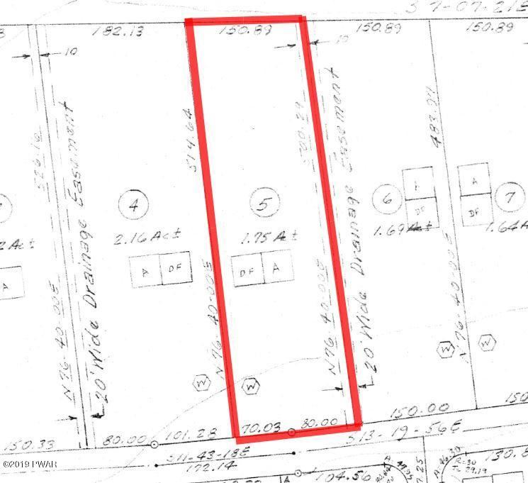 Photo of Lot 5 Route 739, Lords Valley, PA 18428 (MLS # 21-108)