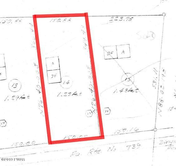 Photo of Lot 14 Route 739, Lords Valley, PA 18428 (MLS # 21-111)