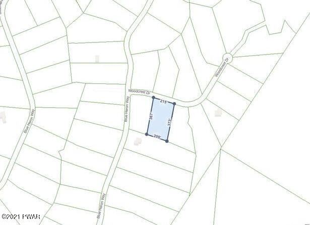 Photo of Lot #14 Woodcrest Dr, Hawley, PA 18428 (MLS # 21-2135)