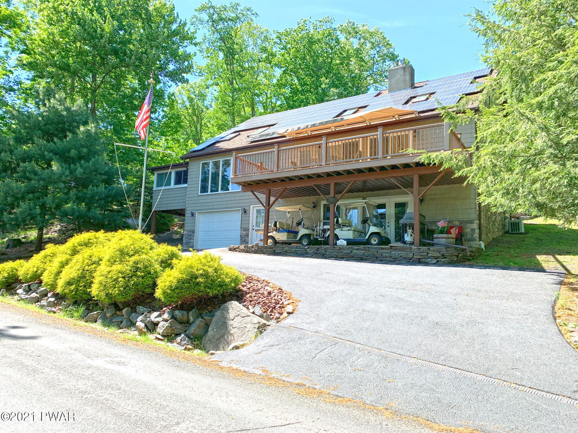 Photo of 586 Evergreen Dr, Lakeville, PA 18438 (MLS # 21-174)