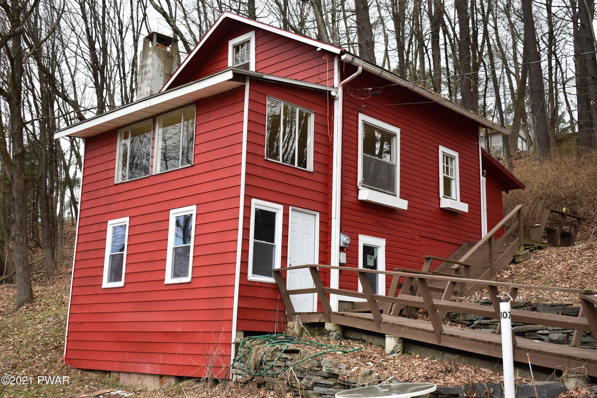 Photo of 107 Orchard Trail, Dingmans Ferry, PA 18328 (MLS # 21-193)