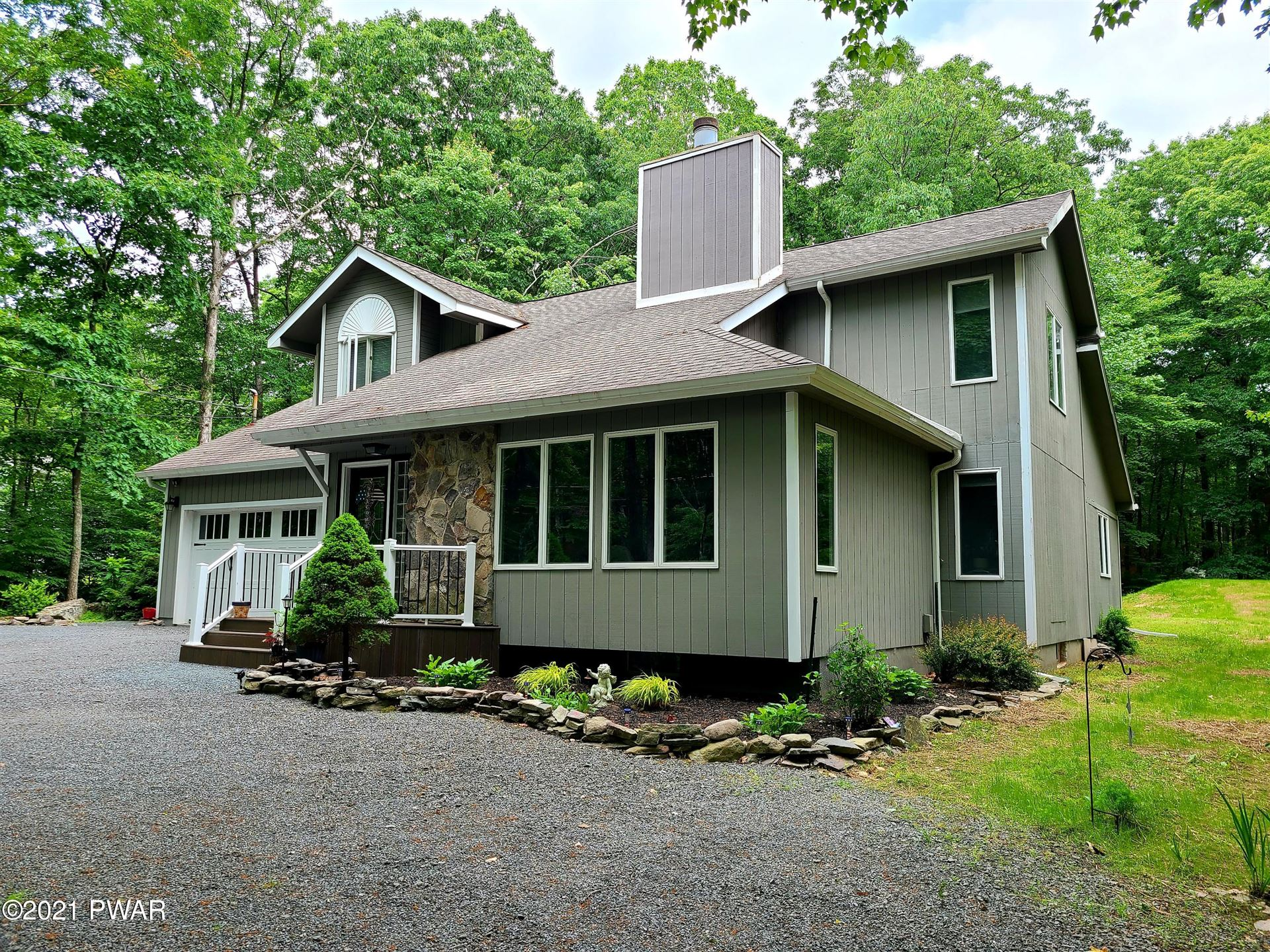 Photo of 103 Widgeon Ln, Lords Valley, PA (MLS # 21-2222)