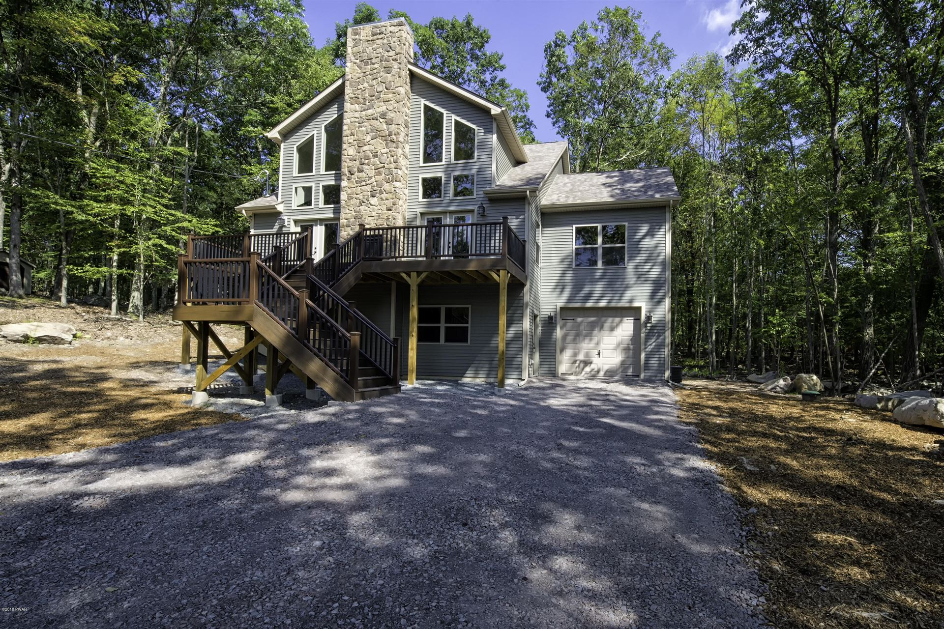 Photo of 128 Powderhorn Dr, Lackawaxen, PA 18435 (MLS # 18-4264)